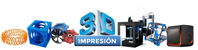 Solicita presupuesto impresión 3D