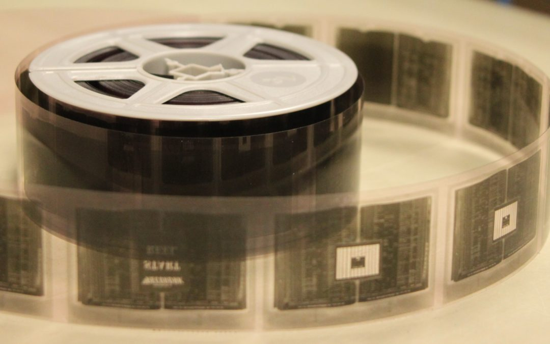 La digitalización del microfilm, ¿en qué consiste?