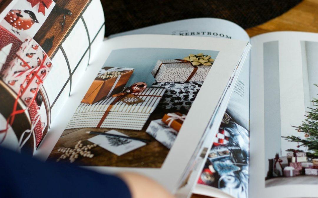 La importancia de la publicidad en Navidad: catálogos, flyers, folletos