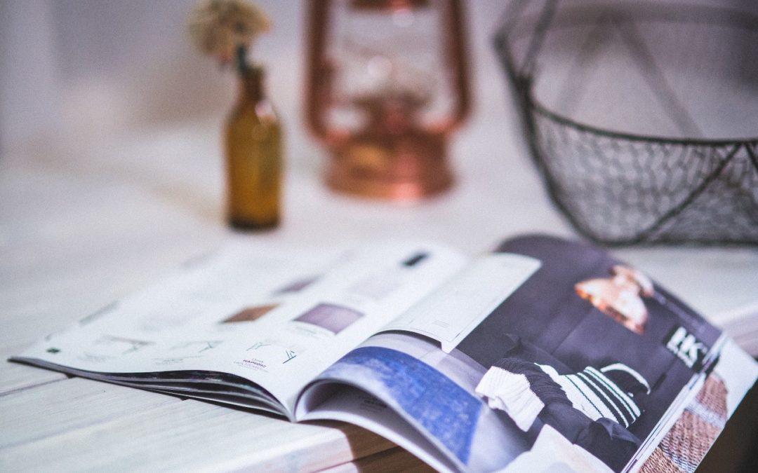 10 reglas de oro para diseñar un buen catálogo corporativo